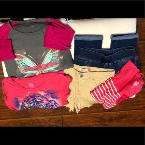 5pc Bundle-SO Girl's Clothing Sz 14